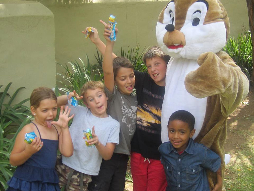 Family friendly activities Cape Town