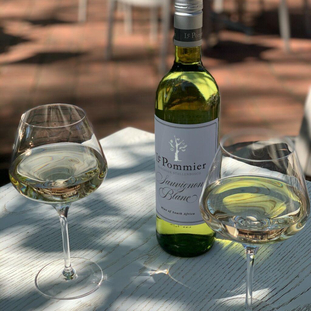 Le Pommier Sauvignon Blanc scored 84 out of a 100 for the Prescient Sauvignon Blanc Report 2020!