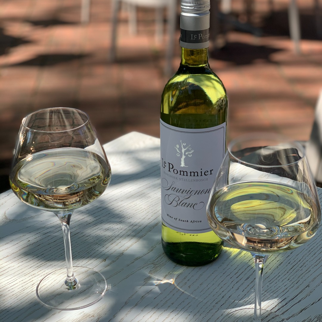 Le Pommier Sauvignon Blanc scored 84 out of a 100 for the Prescient Sauvignon Blanc Report 2020!