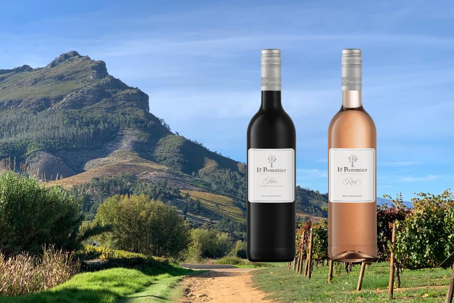 Le Pommier Rosé 2020 & MAC 2019