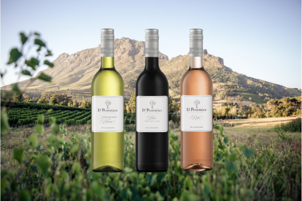 Gold for Le Pommier at the SA Women's Wine and Spirit Awards 2020